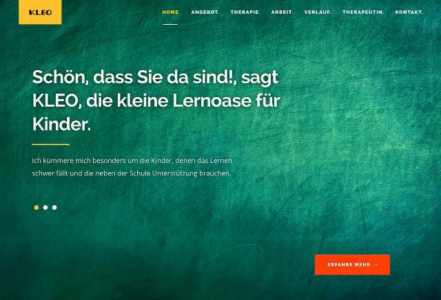 homepage kleine-lernoase.de